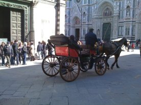 carriage duomo